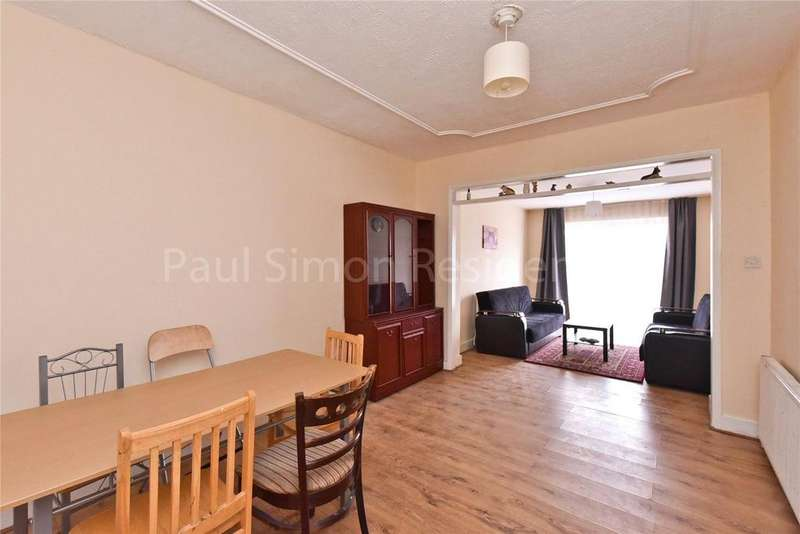 4 Bedrooms End Of Terrace House for sale in Great Cambridge Road, Tottenham, London, N17