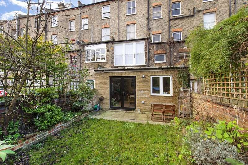 2 Bedrooms Apartment Flat for sale in Crayford Road, Tufnell Park, London, N7