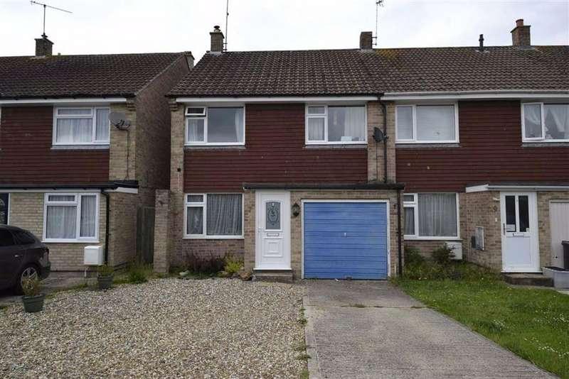3 Bedrooms Terraced House for sale in Sandown Way, Newbury, Berkshire, RG14