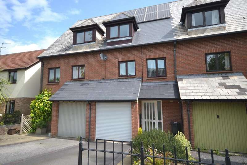 4 Bedrooms Terraced House for sale in Earl Close, Dorchester