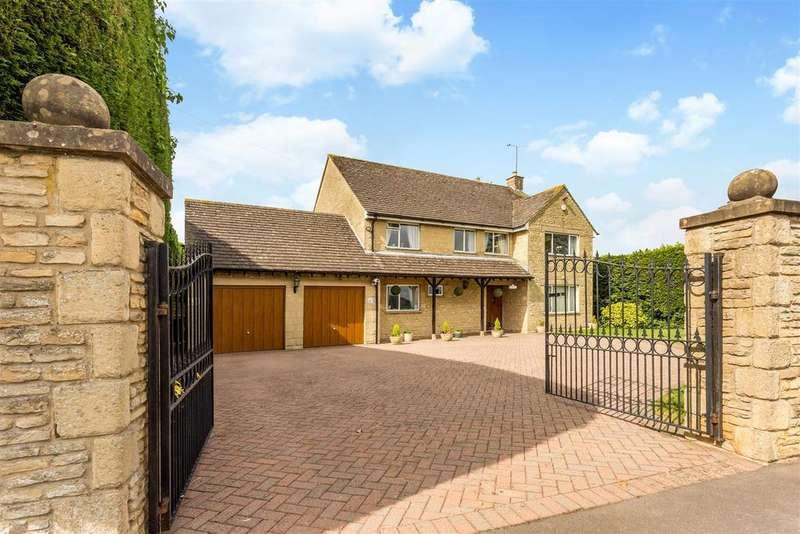 4 Bedrooms Detached House for sale in Stroud Road, Brookthorpe, Gloucester