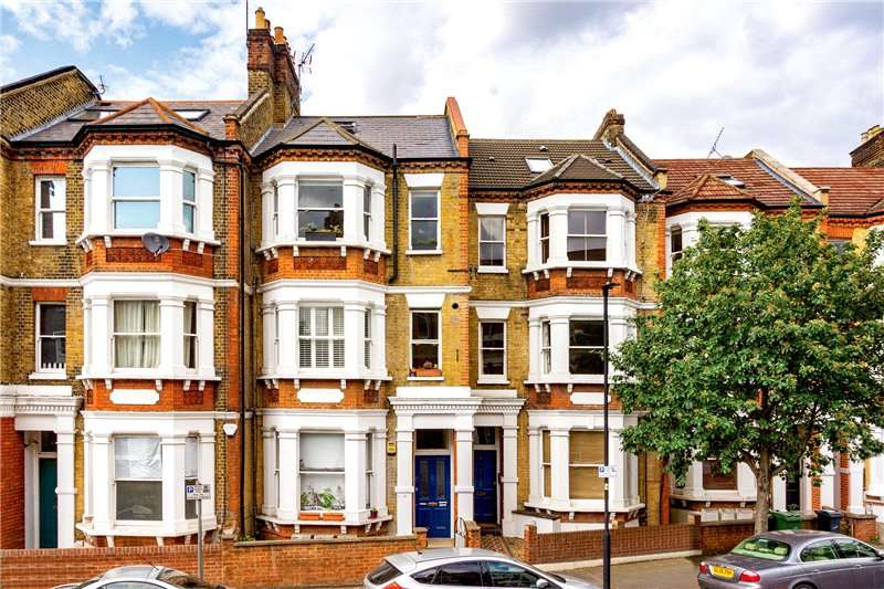 2 Bedrooms Flat for sale in Crewdson Road, London, SW9
