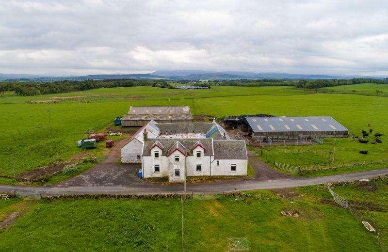 3 Bedrooms Farm Land Commercial for sale in Whitelees Farm, Cleghorn, Lanark, ML11