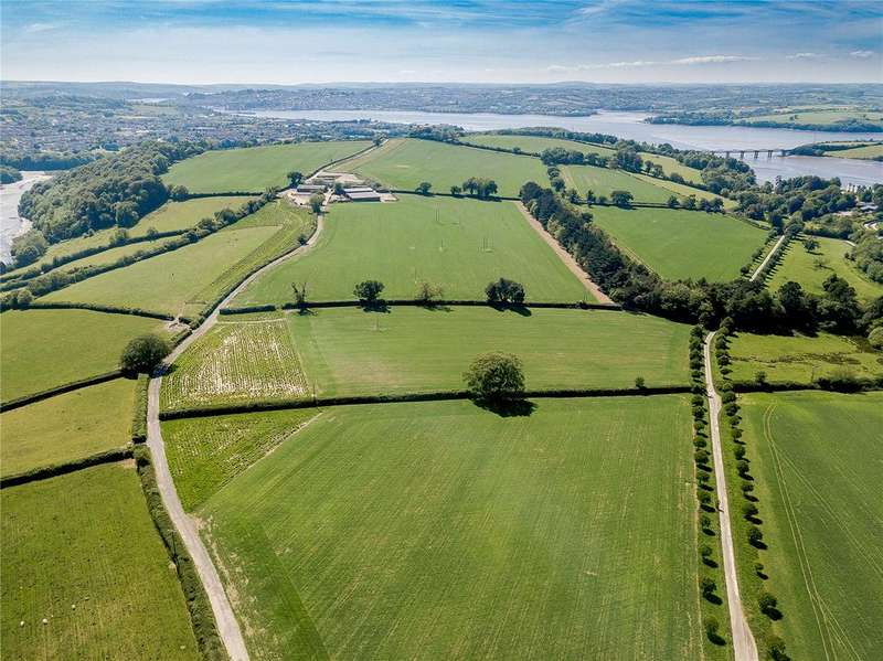 Land Commercial for sale in Tamerton Foliot, Plymouth, Devon