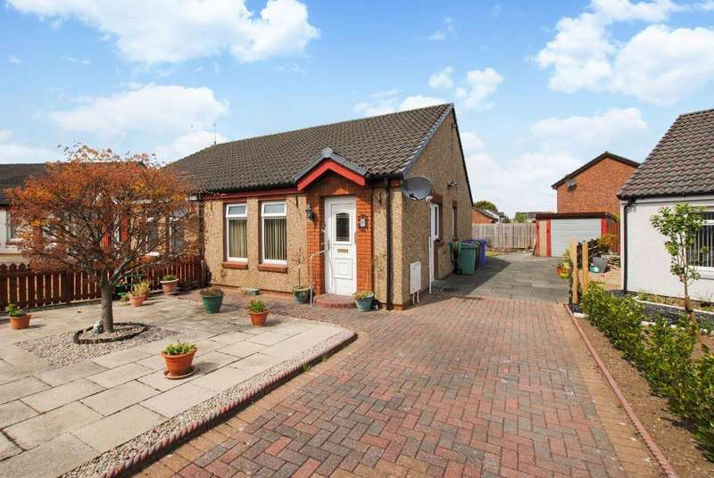 2 Bedrooms Bungalow for sale in Craigsdow Road, Troon, South Ayrshire, KA10 7JN