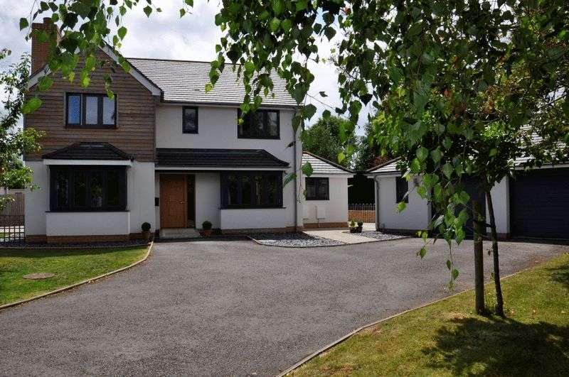 4 Bedrooms Property for sale in Farlers End, Nailsea