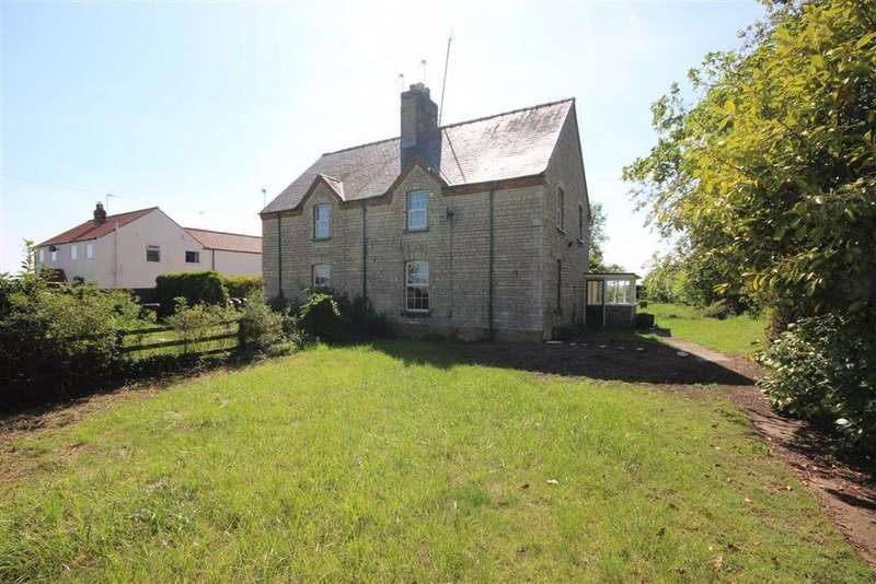 3 Bedrooms Semi Detached House for sale in Ashby De La Launde, Lincoln, Lincolnshire