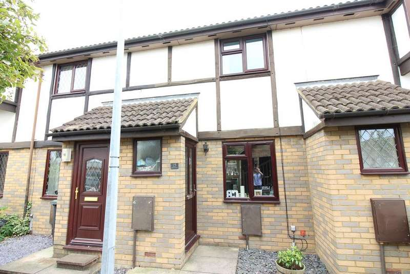 2 Bedrooms Terraced House for sale in Astral Close, Lower Stondon, SG16