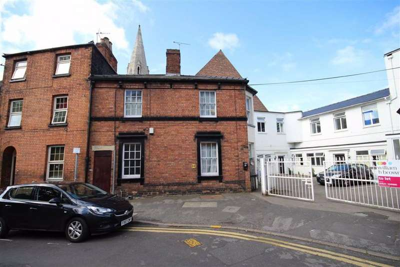 5 Bedrooms End Of Terrace House for sale in Park Street, Lincoln, Lincolnshire