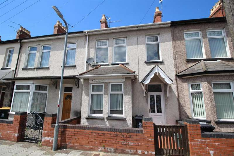 2 Bedrooms Terraced House for sale in Bishton Street, Newport
