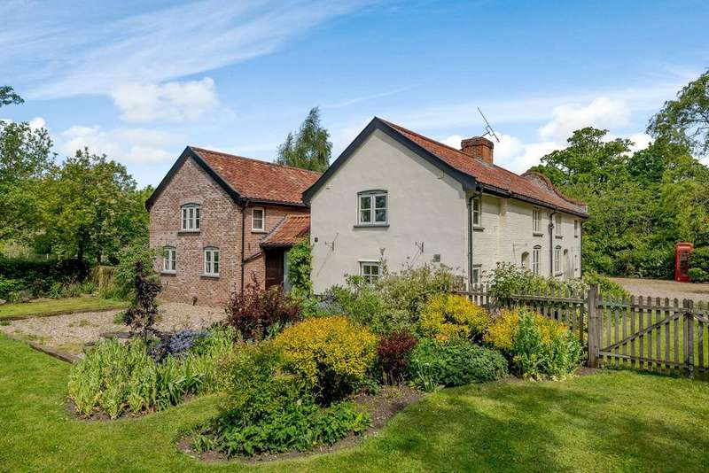 6 Bedrooms Unique Property for sale in The Green, Saxlingham Nethergate, Norwich, Nofolk, NR15