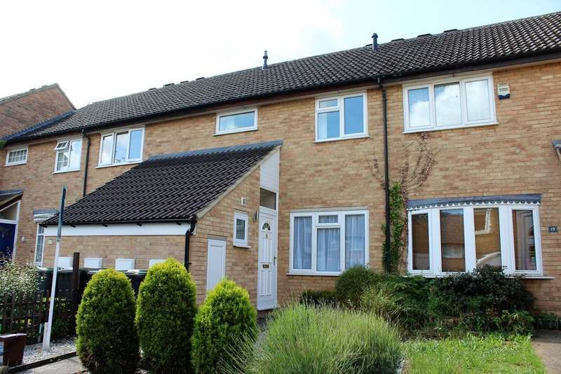 2 Bedrooms Terraced House for sale in The Poplars, Arlesey, SG15