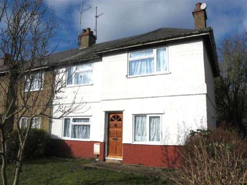 3 Bedrooms Semi Detached House for sale in 28 Queen Eleanor Terrace, Delapre, Northampton, Northamptonshire. NN4 8NU