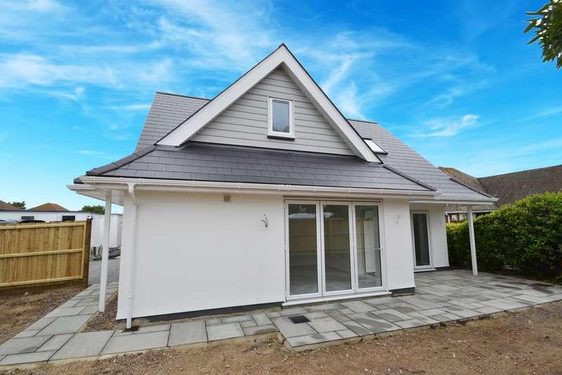 3 Bedrooms Bungalow for sale in Hengistbury Head