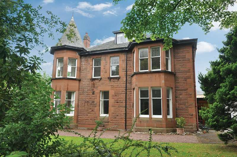 4 Bedrooms Apartment Flat for sale in 23A Dalziel Drive, Pollokshields, G41 4JA