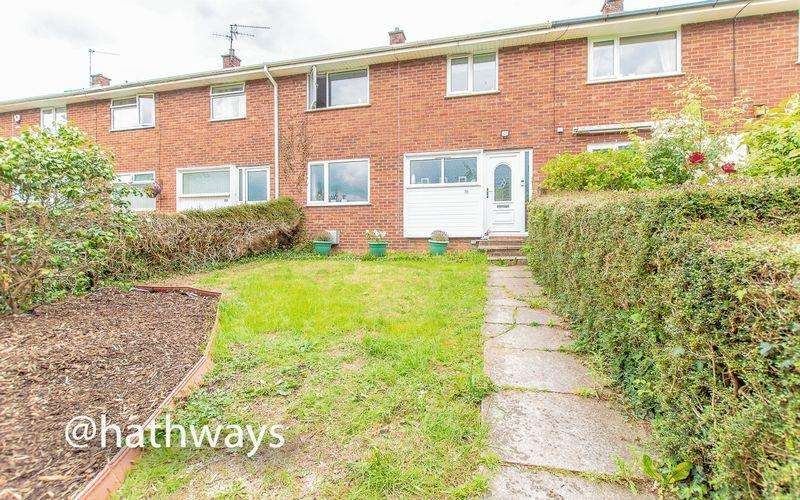 3 Bedrooms Terraced House for sale in Edlogan Way, Croesyceiliog