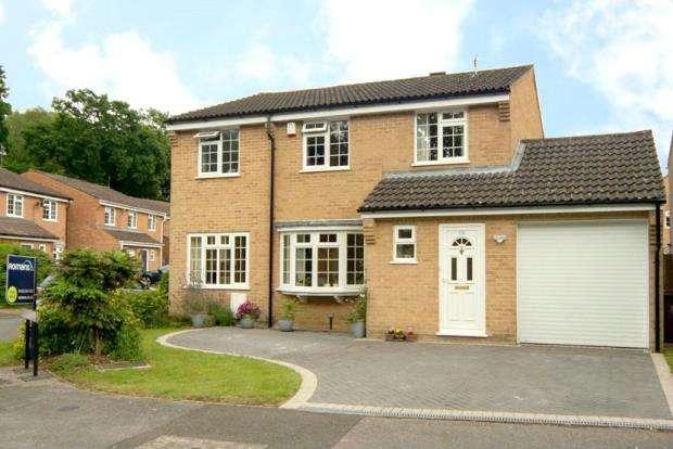 4 Bedrooms Detached House for sale in Abingdon Road, Sandhurst, Berkshire