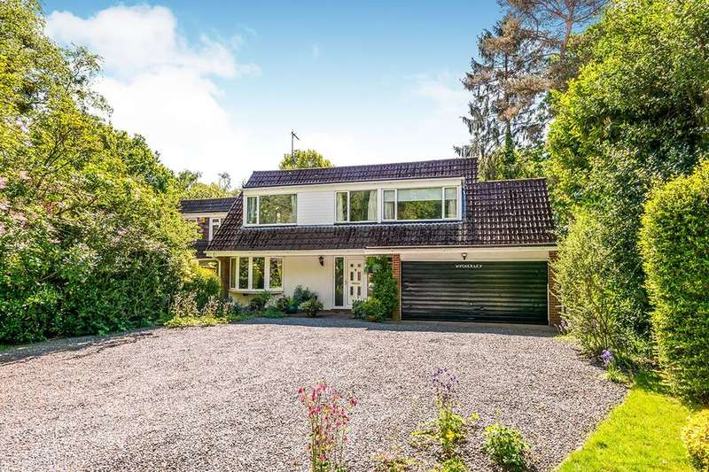 4 Bedrooms Detached House for sale in Tower Road, Ashley Heath, Market Drayton, TF9