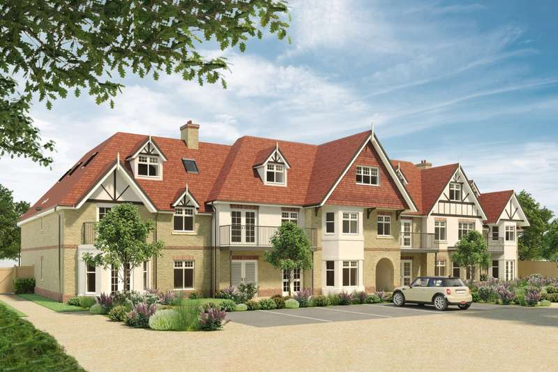 2 Bedrooms Flat for sale in Wharf Lane, Bourne End, SL8