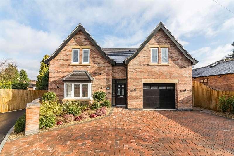 4 Bedrooms Detached House for sale in Bridle Road, Bramcote, Nottingham