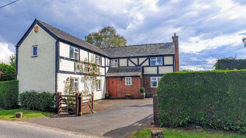 4 Bedrooms Detached House for sale in Madley, Hereford