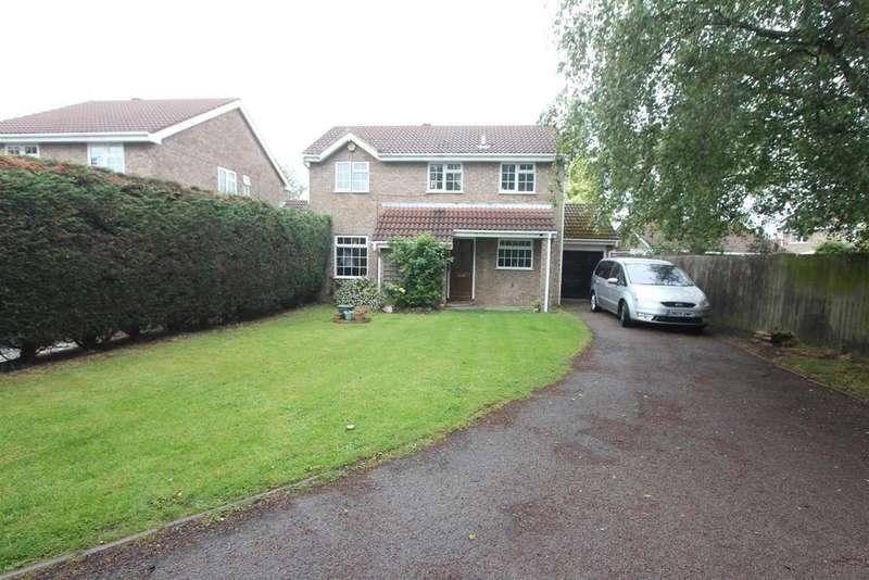 4 Bedrooms Detached House for sale in Kent Drive, Hinckley