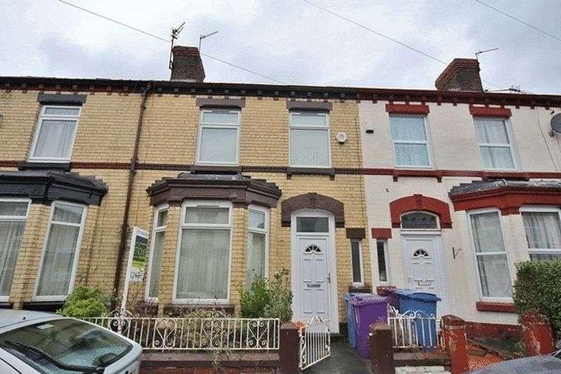 3 Bedrooms Property for sale in Brookdale Road, Wavertree, L15