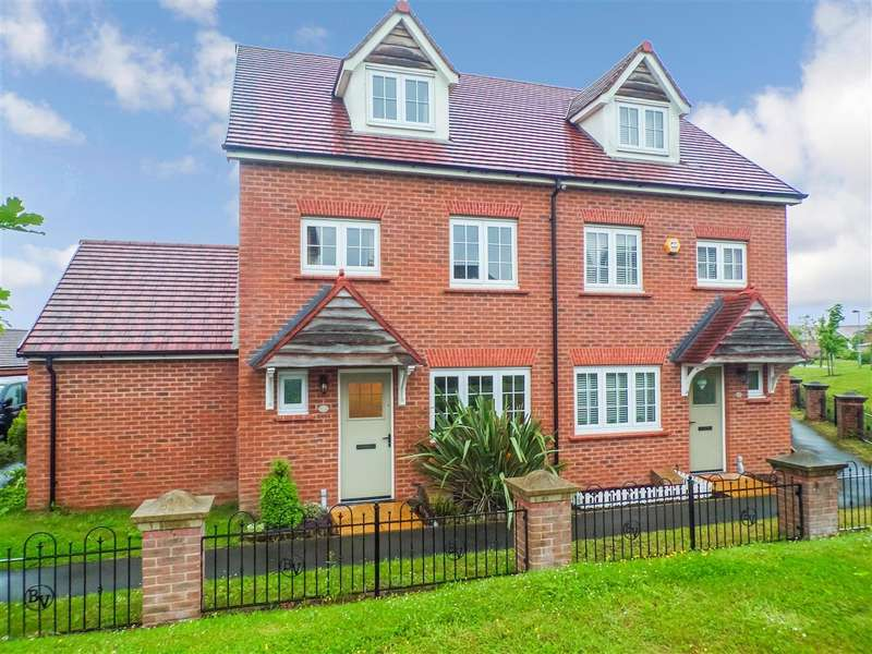 4 Bedrooms Semi Detached House for sale in Welch Walk, Buckshaw Village