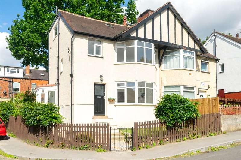 4 Bedrooms Semi Detached House for sale in Buckingham Avenue, Leeds, West Yorkshire, LS6