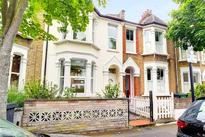 4 Bedrooms Property for sale in Richmond Road Leytonstone London