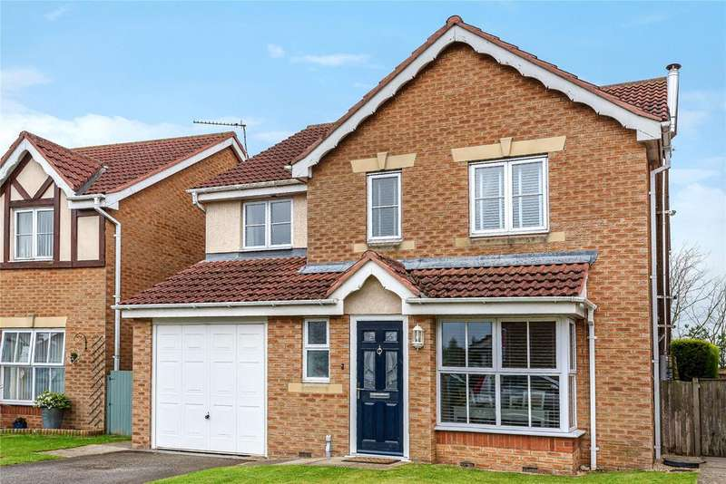 4 Bedrooms Detached House for sale in Appian Way, Bracebridge Heath, LN4