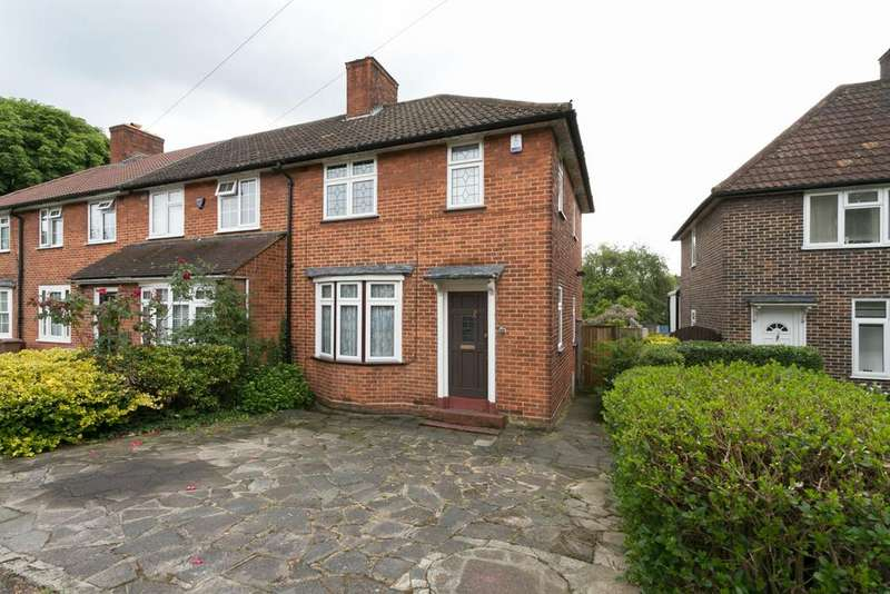 3 Bedrooms End Of Terrace House for sale in Manor Farm Drive, Chingford, E4