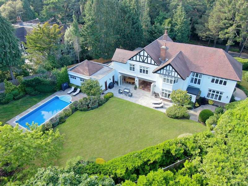 6 Bedrooms House for sale in Leven Avenue, Talbot Woods, Bournemouth