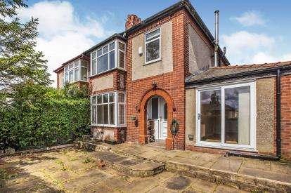 3 Bedrooms Semi Detached House for sale in Southern Avenue, Preston, Lancashire, PR1