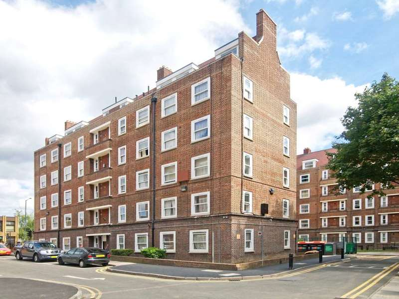 2 Bedrooms Apartment Flat for sale in Nisbet House, Homerton
