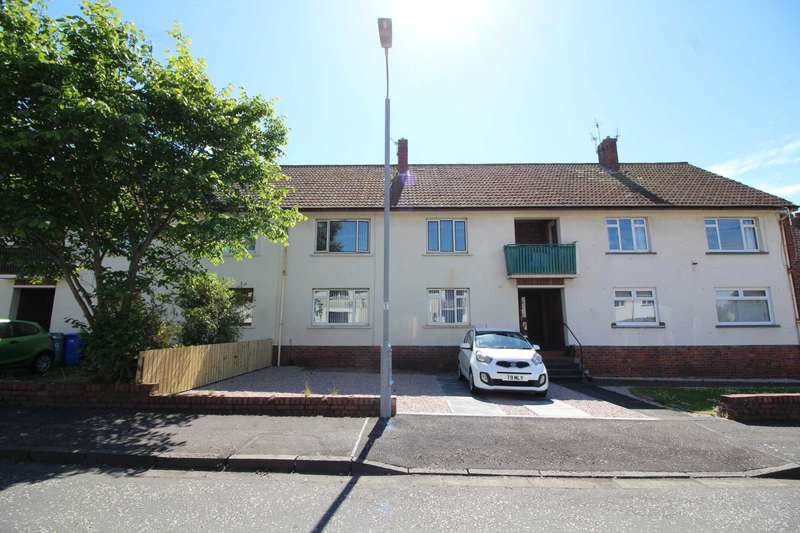 2 Bedrooms Flat for sale in Callendar Place, Ayr