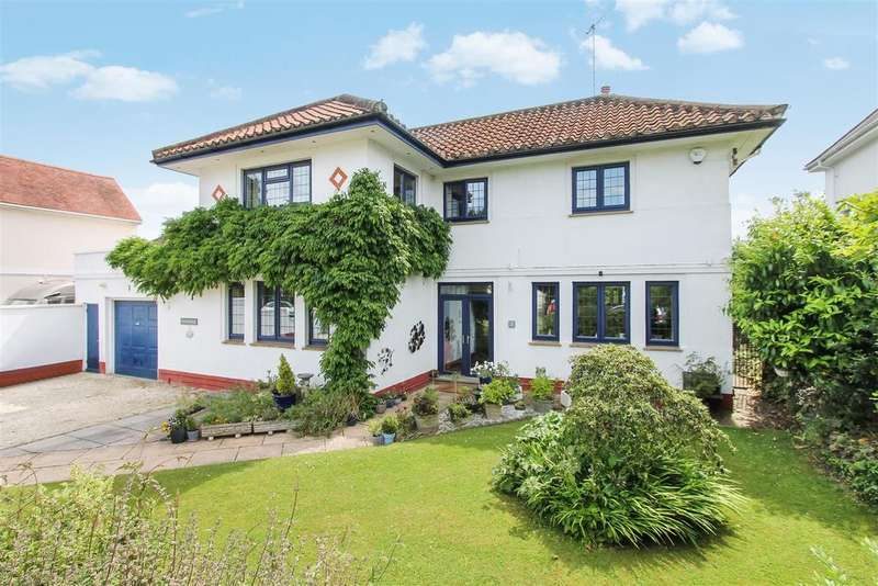 5 Bedrooms Detached House for sale in Church Road, St. Marks, Cheltenham
