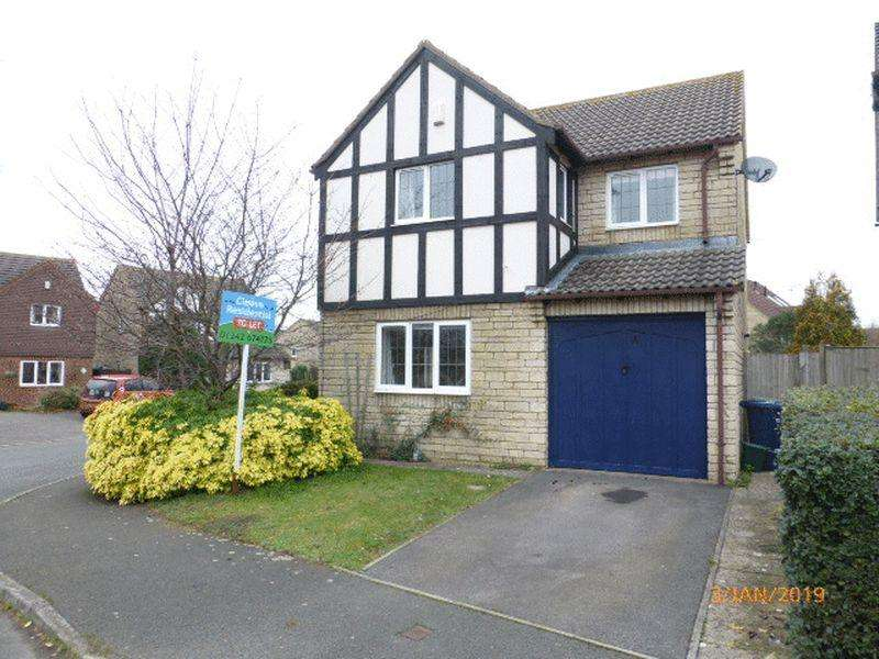 4 Bedrooms Detached House for sale in Wheatsheaf Drive, Cheltenham