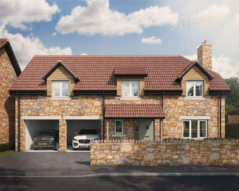 4 Bedrooms Detached House for sale in Character new home in a desirable village