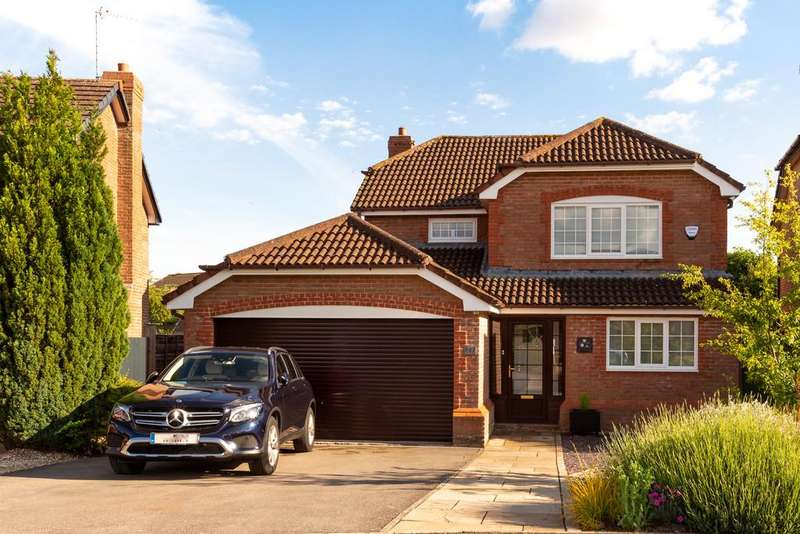 4 Bedrooms Detached House for sale in Portskewett