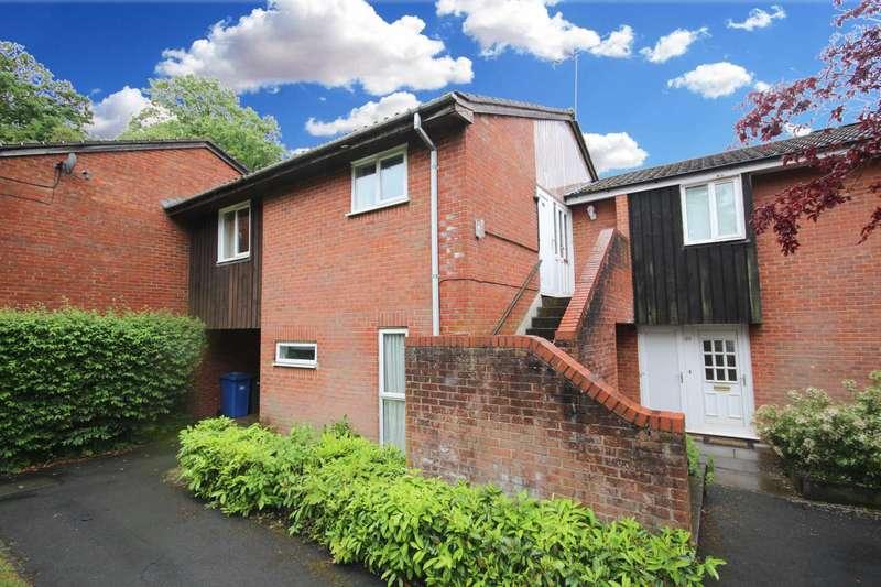 2 Bedrooms Maisonette Flat for sale in Greenham Wood, Bracknell