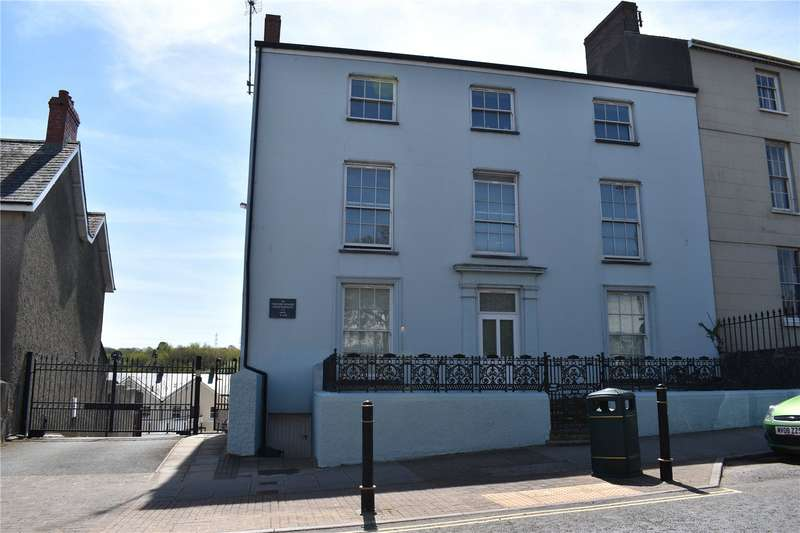 Flat for sale in Apartments 2 - 5, Tudor House, 115 Main Street, Pembroke