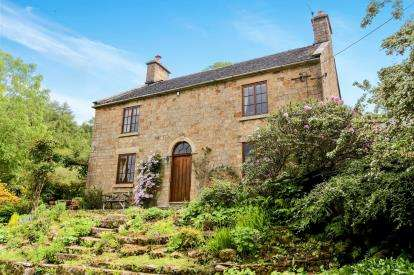 4 Bedrooms Detached House for sale in Wincle, Macclesfield, Cheshire
