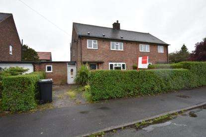 3 Bedrooms Semi Detached House for sale in Whitehouse Road, Bucklow Hill, Knutsford, Cheshire