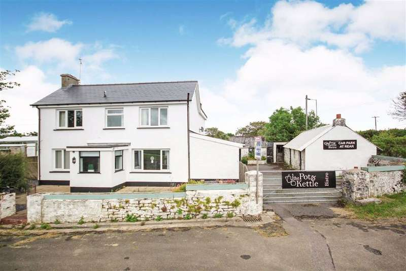5 Bedrooms Detached House for sale in Sandyhill Road, Saundersfoot