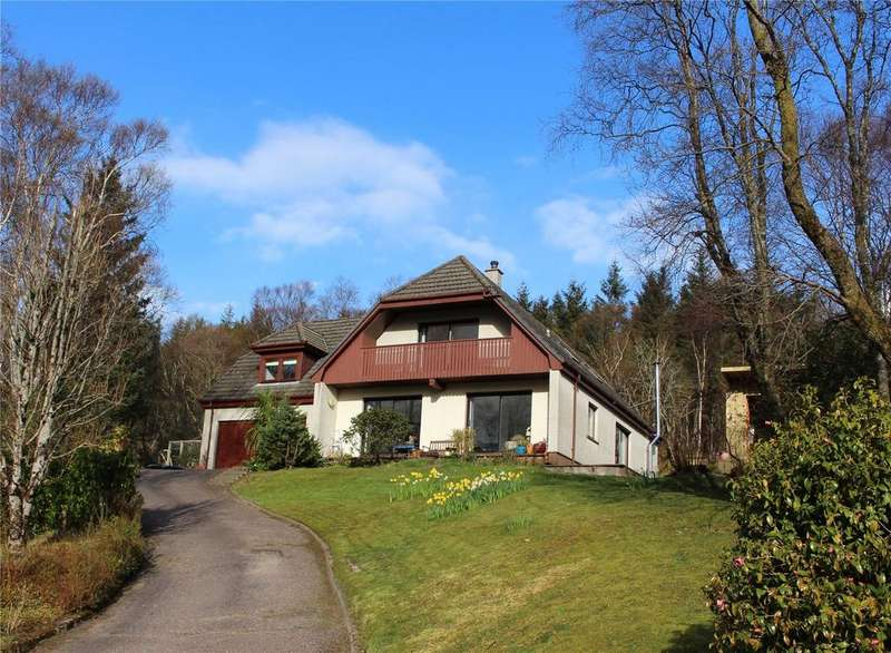 5 Bedrooms Detached House for sale in Corran Ferry, Onich, Fort William, Inverness-Shire