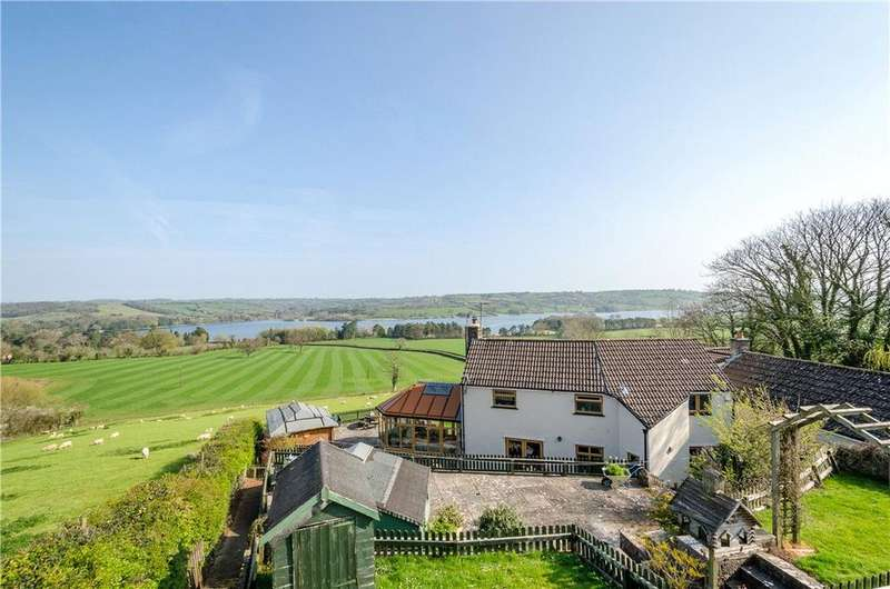 5 Bedrooms Detached House for sale in Park Lane, Blagdon, Bristol, North Somerset, BS40