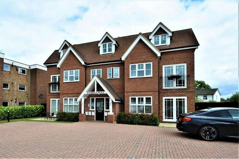 2 Bedrooms Flat for sale in St Leonards Road, Sovereign Place, WINDSOR, Berkshire