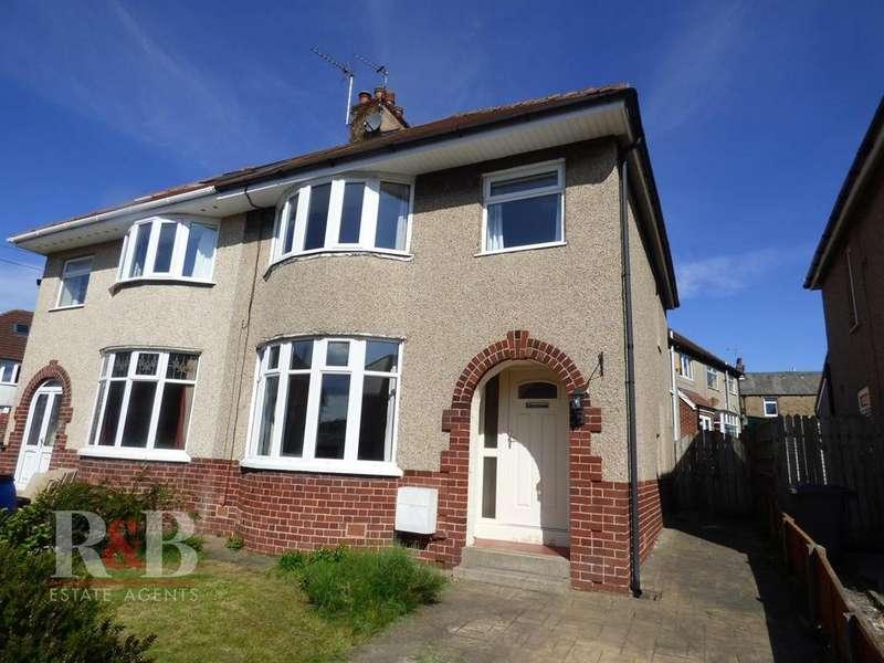 3 Bedrooms Semi Detached House for sale in Windsor Avenue, Lancaster