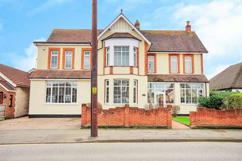 5 Bedrooms Detached House for sale in Lampits Hill, Corringham, Stanford-le-Hope, SS17